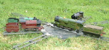 hornby o gauge clockwork including flying scotsman